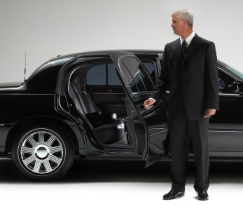 Black Bow Tie Classic Cars
