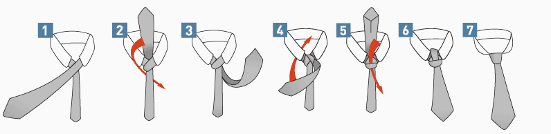 How to tie a windsor knot double windsor tie knot uniform tie how to tie a double windsor tie knot graph ccuart Images